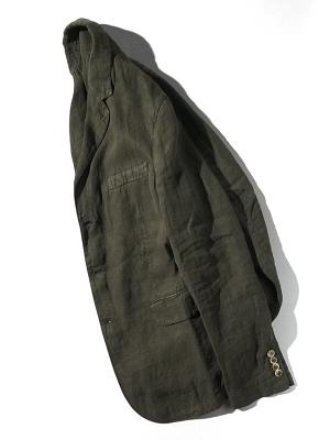 Man 1924 Kennedy Jacket 1725 - Khaki