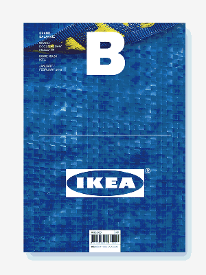 MAGAZINE B- Issue No. 63 Ikea