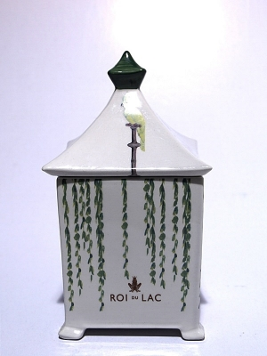Roidulac Ceramic Candle Leather