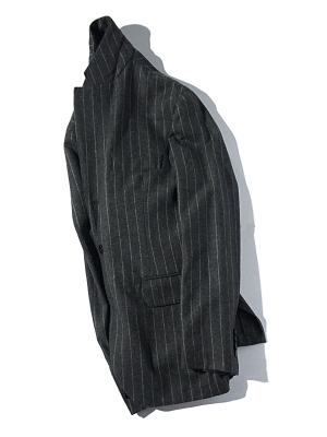 Man1924 Kennedy Jacket 181912 - Gray