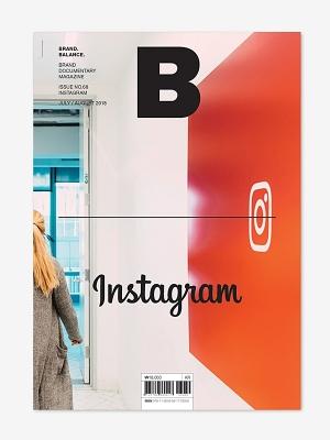 MAGAZINE B- Issue No. 68 Instagram