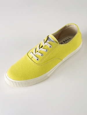 Brusher Catch Ball Deckshoe - Yellow