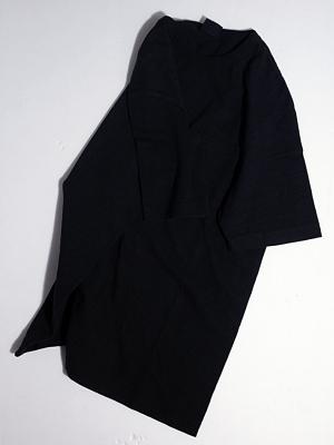 Oriental United Loopwheel T shirt - Black
